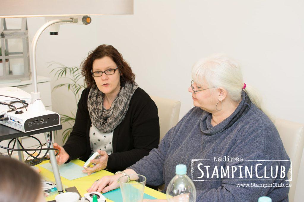 Stampin' Up!, StampinClub, Teamtreffen, Demotreffen, Stempel-Brunch
