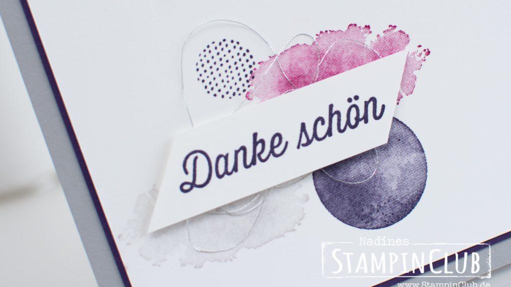 Stampin Up, StampinClub, Vielseitige Grüße, Eclectic Expressions, Janneke de Jong