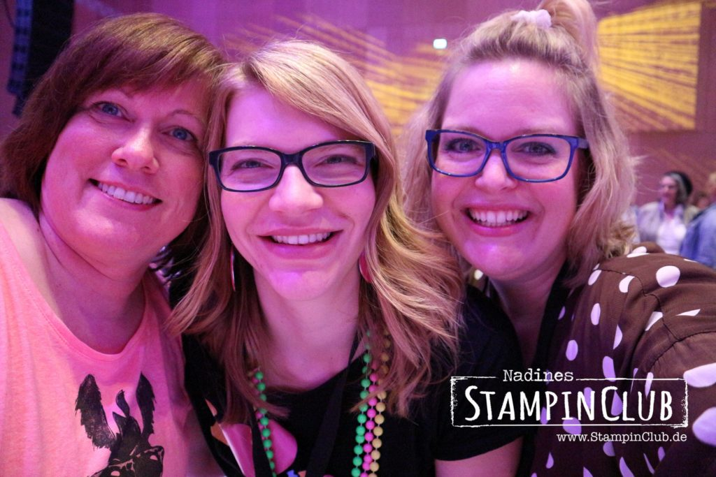 OnStage, Stampin' Up!, CentreStage