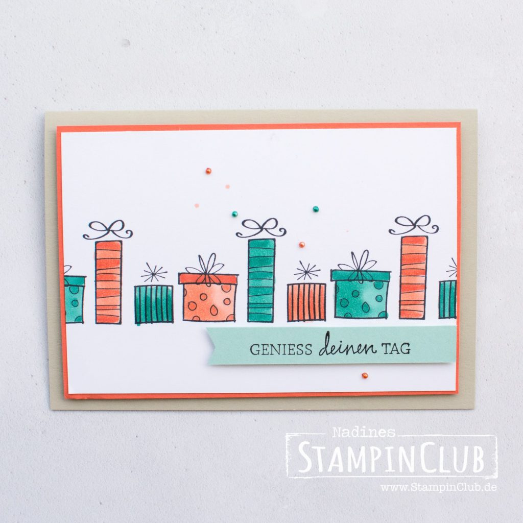 Stamparatus, Stampin' Up!, StampinClub