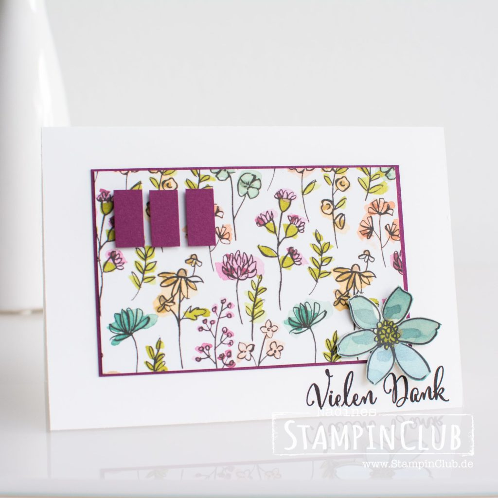 Tu was du liebst, Stampin' Up!, StampinClub