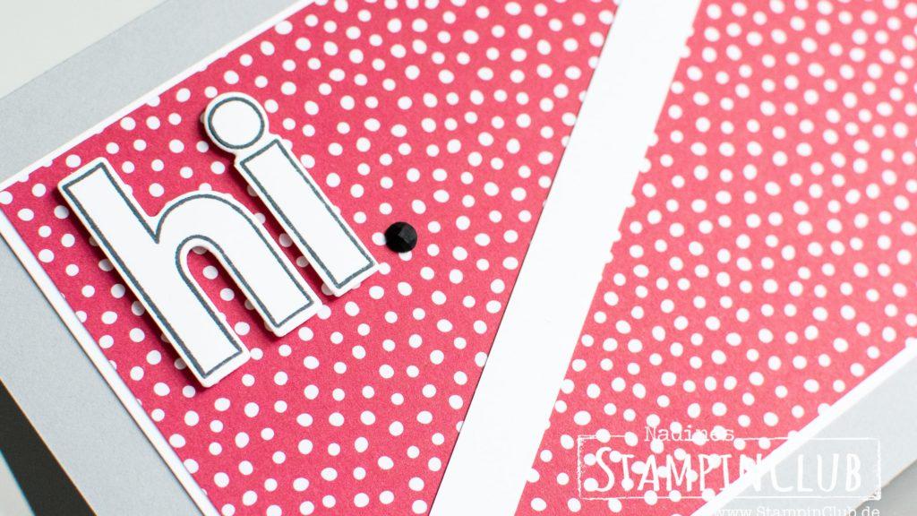 Stampin' Up!, StampinClub, Lagenweise Buchstaben, Layering Alphabet, Lined Alphabet