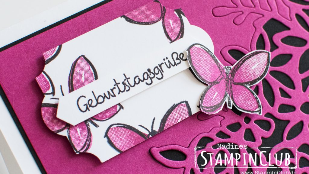 Stampin' Up!, Garden in Bloom, Frühlingsimpressionen