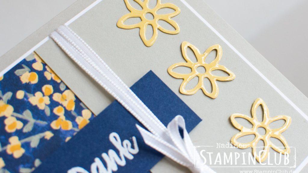 Stampin' Up!, StampinClub, Frühlingsfreuden, Abstract Impressions, Frühlingsimpressionen, Springtime Impressions, DP Garten-Impressionen, Garden Impressions