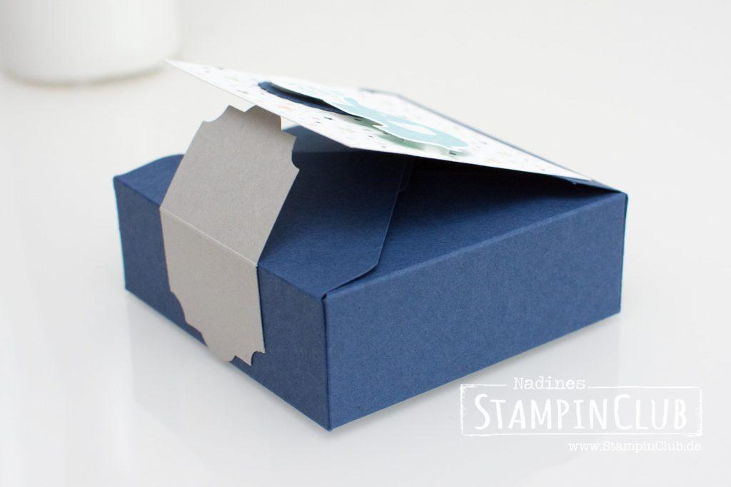 Stampin' Up!, StampinClub, Elefantastisch, Little Elephant, DP Sternenhimmel, DSP Twinkle Twinkle