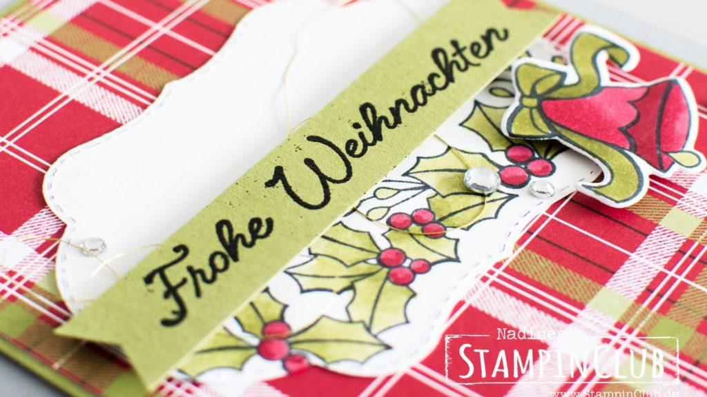 Stampin' Up!, StampinClub, Farbenfroh durchs Jahr, Blended Season, Framelits Bestickt durchs Jahr, Stitched Seasons Framelits, Stampin' Blends Alkoholmarker