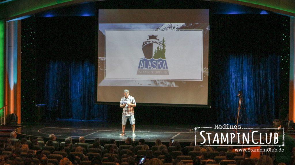 Stampin' Up!, StampinClub, Prämienreise, 2018, Alaska, Kreuzfahrt