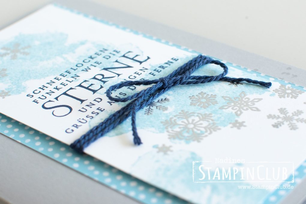 Stampin' Up!, StampinClub, Flockenfantasie, Beautiful Blizzard