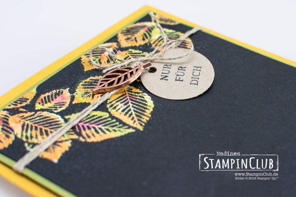 Stampin' Up!, StampinClub, Kraft der Natur