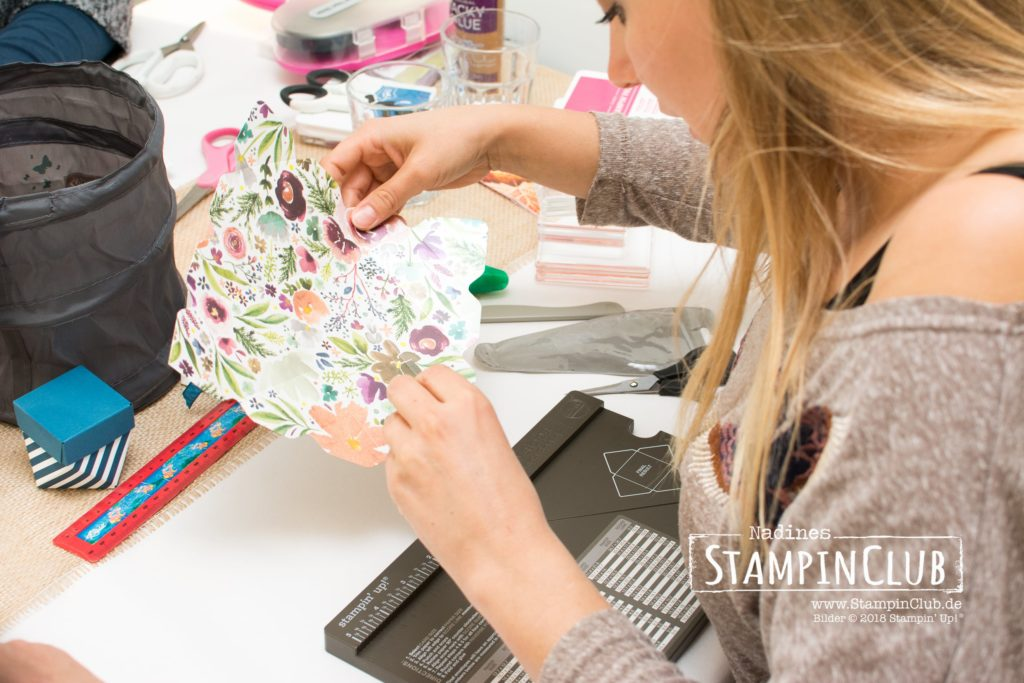 Stampin' Up!, Team StampinClub, Teamtreffen, Stempel-Brunch