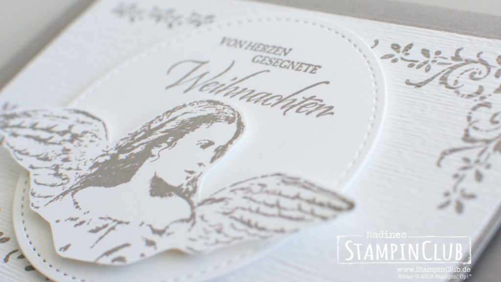 Stampin' Up!, StampinClub, Engel auf Erden, Angels on Earth
