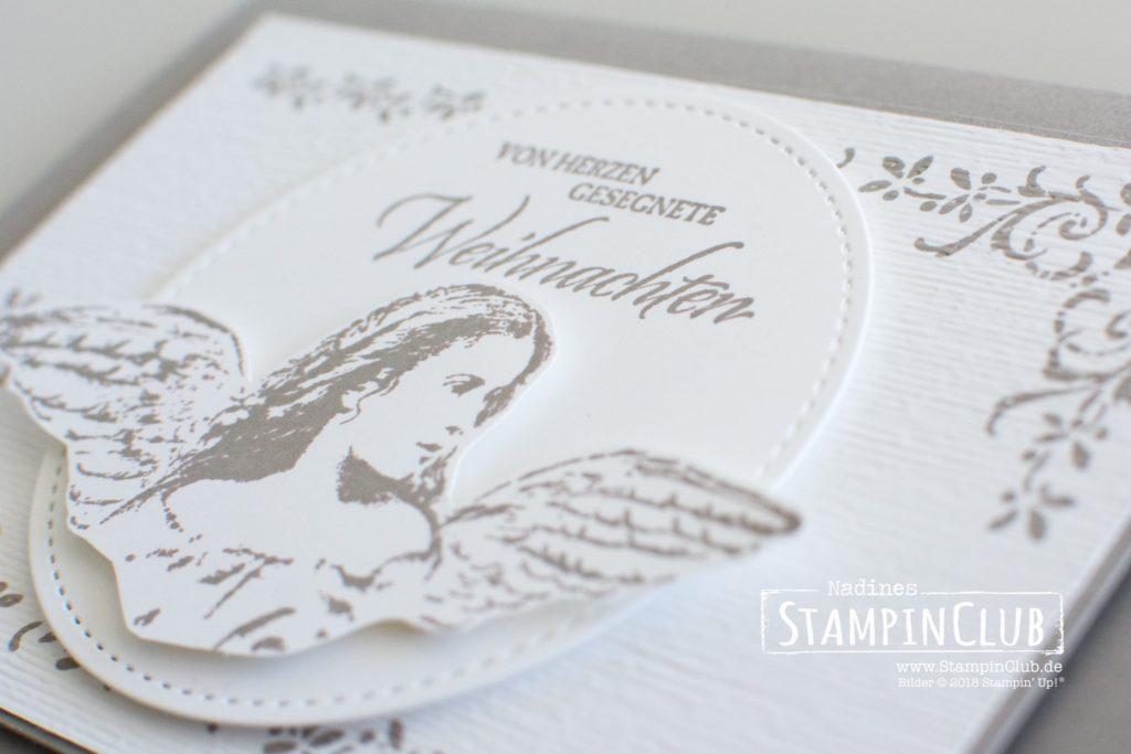 Stampin' Up!, StampinClub, Engel auf Erden, Angels on Earth