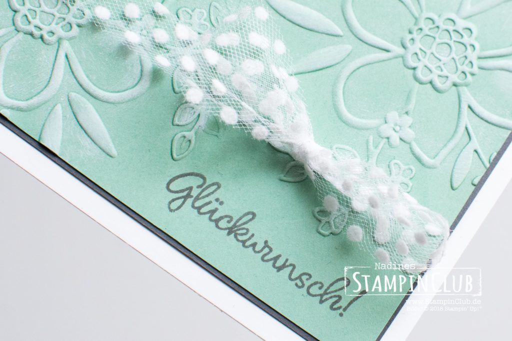 Stampin' Up!, StampinClub, Wunderblume, Lovely Floral, Glück per Post, Happiness Surrounds