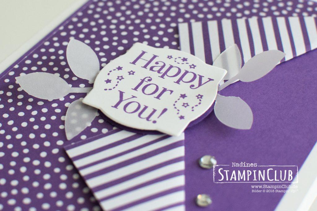 Stampin' Up!, StampinClub, Treat Time, Framelits Kreative Kleinigkeit, Petite Treats Framelits Dies
