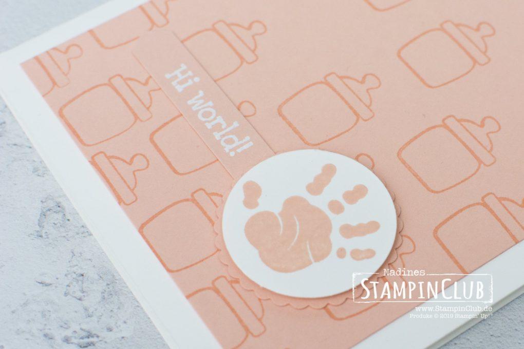 Stampin' Up!, StampinClub, First Steps