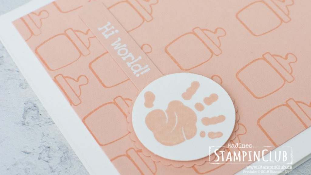 Stampin' Up!, StampinClub, First Steps