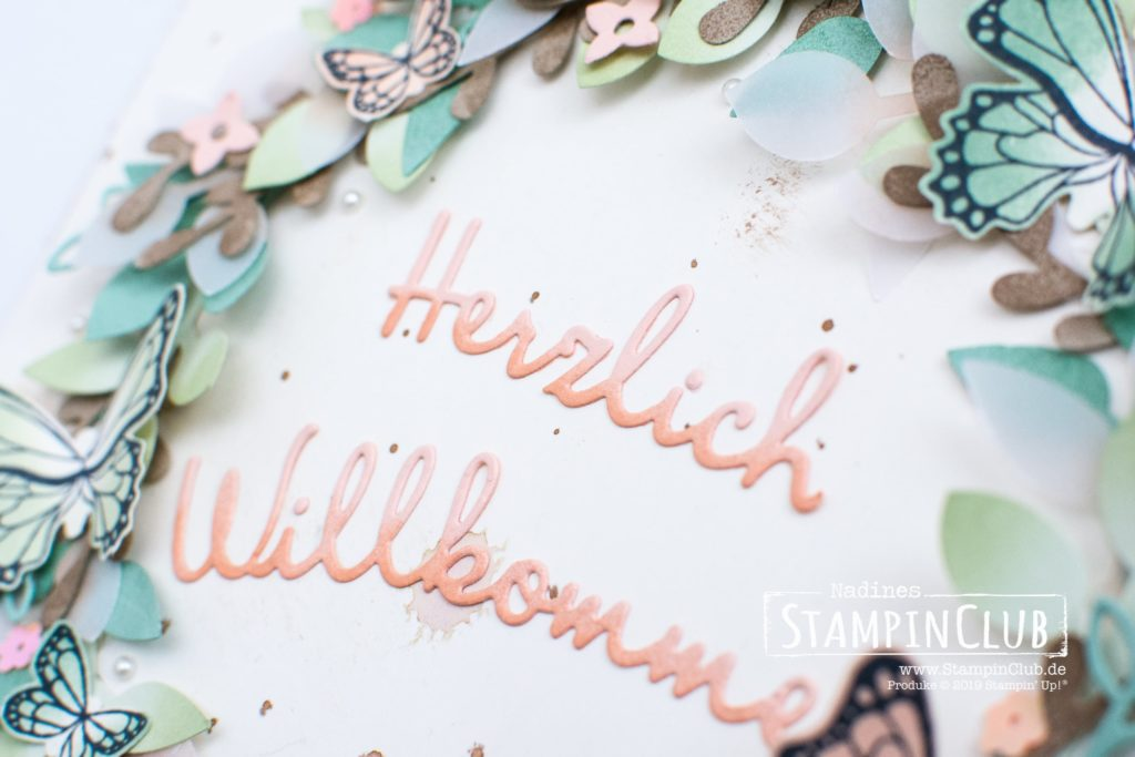 Stampin' Up!, StampinClub, Frühlings-Wimpel, Teamtreffen, Stempel-Brunch, Team StampinClub