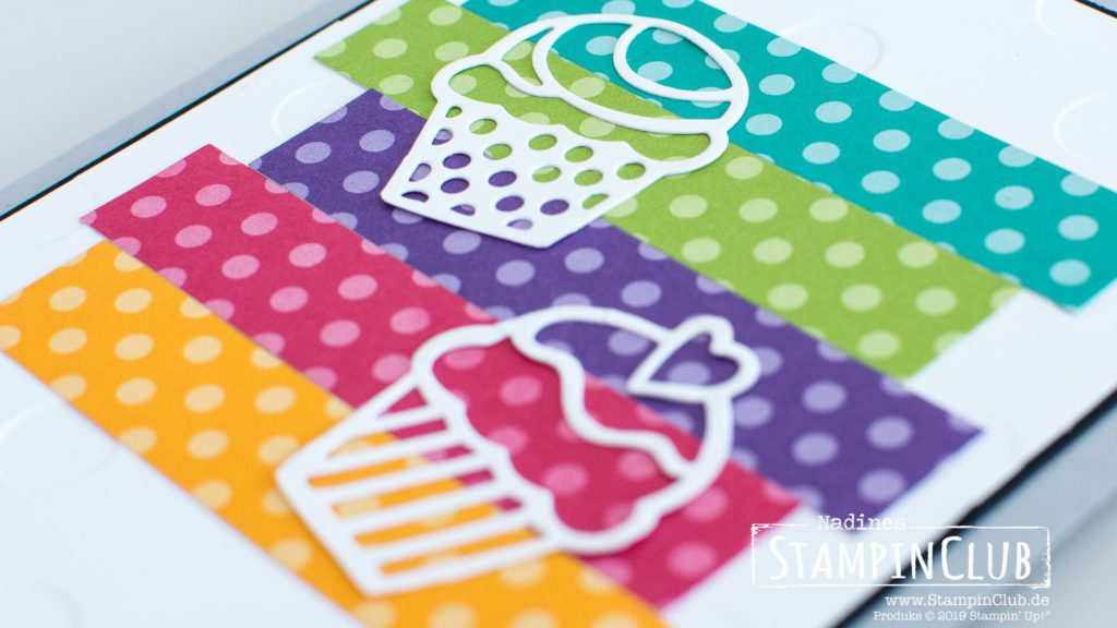 Stampin' Up!, StampinClub, Birthday Cheers, Edgelits Formen Geburtstagsdetails, Detailed Birthday Edgelits Dies