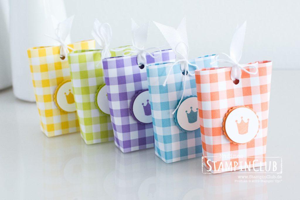 Stampin' Up!, StampinClub, Kurz gefasst, Box in a Bag, Verpackung