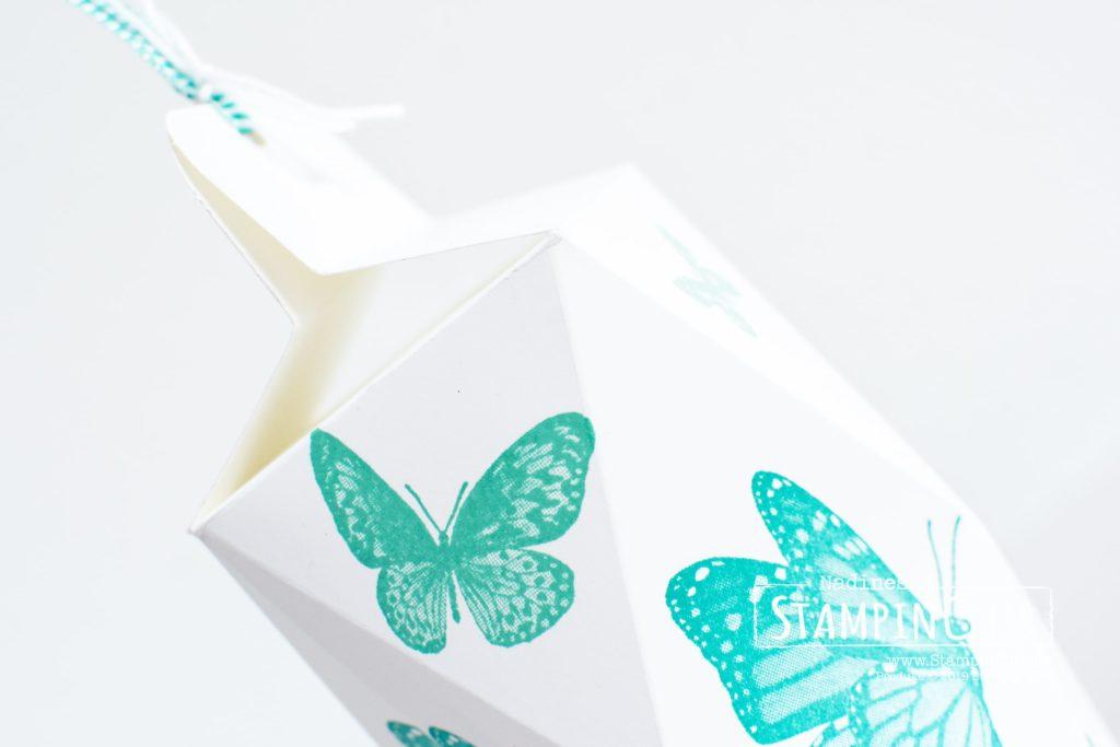 Stampin' Up!, StampinClub, Schwärme voll Glück, Butterfly Wishes, Facetten-Box