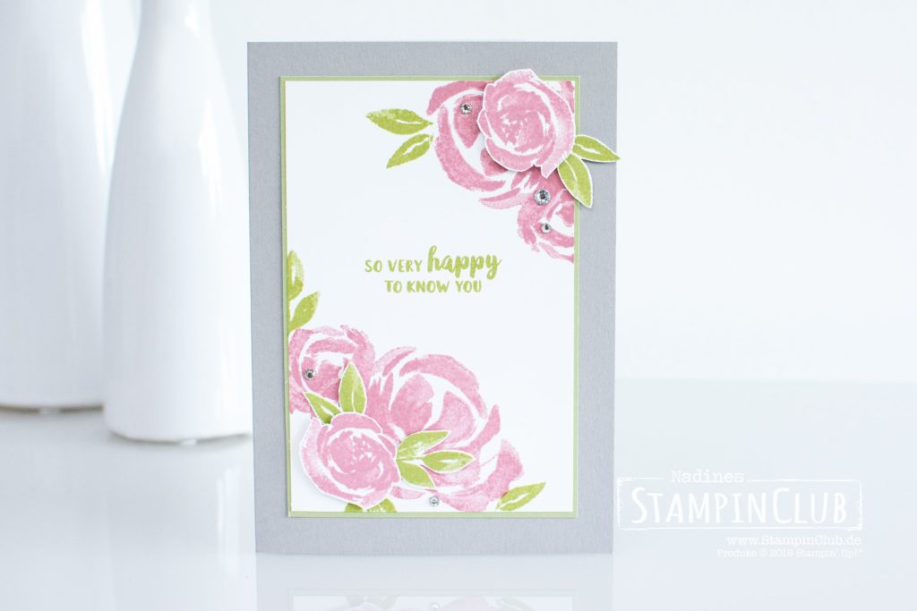 Beautiful Friendship, Stampin' Up!, StampinClub, Beautiful Friendship