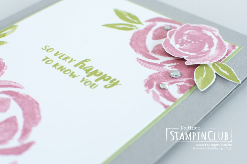 Stampin' Up!, StampinClub, Beautiful Friendship