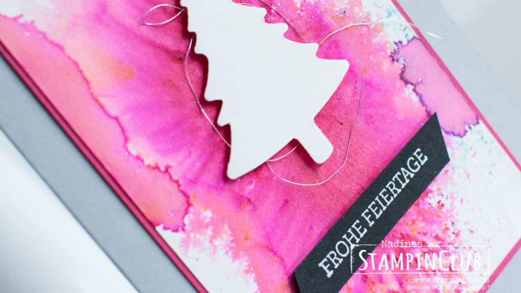 Stampin' Up!, StampinClub, Weihnachtsmix, Itty Bitty Christmas, Pigment Sprinkles