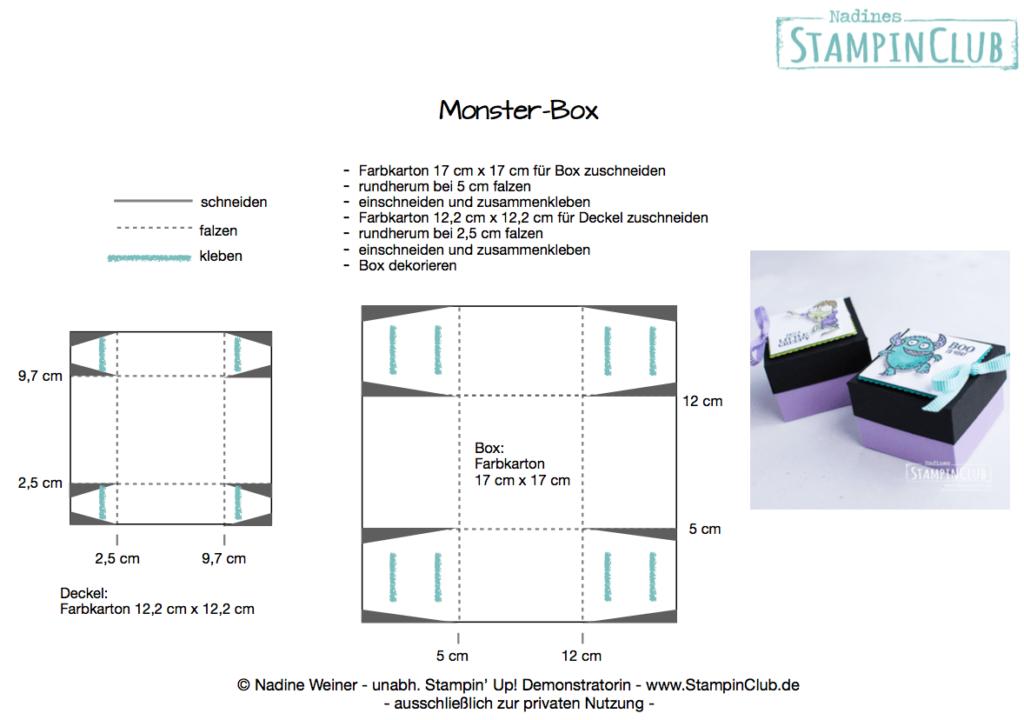 Monster-Box Anleitung