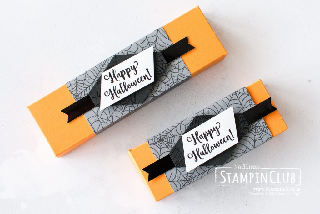 Wonderfully Wicked, Stampin' Up!, StampinClub, Wonderfully Wicked, Designerpapier Monsterparty