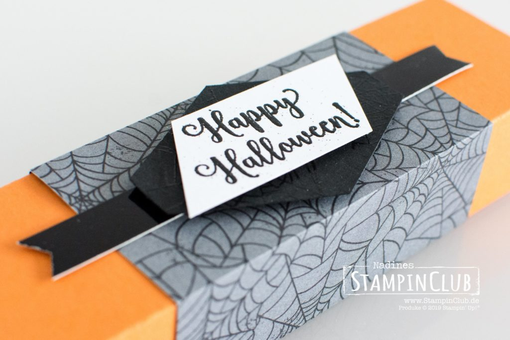 Stampin' Up!, StampinClub, Wonderfully Wicked, Designerpapier Monsterparty