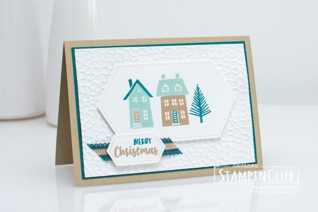 Stampin' Up!, StampinClub, From our house to yours