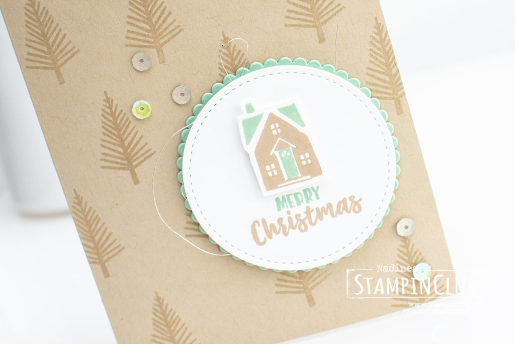 Stampin' Up!, StampinClub, Ton-in-Ton stempeln, From our House to Yours
