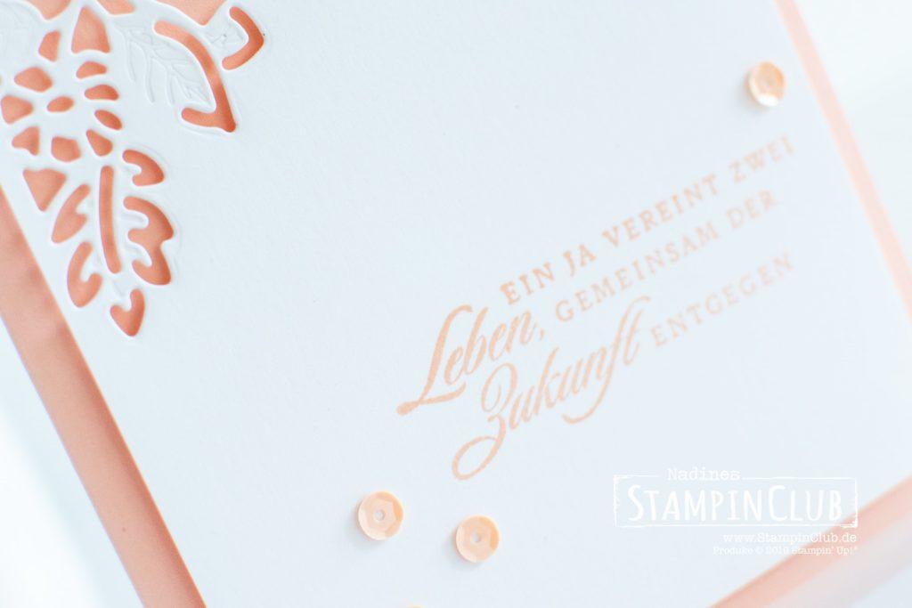 Stampin' Up!, StampinClub, Stanzformen Ewige Eleganz, Lasting Elegance Dies, Ein Leben lang, Last a Lifetime