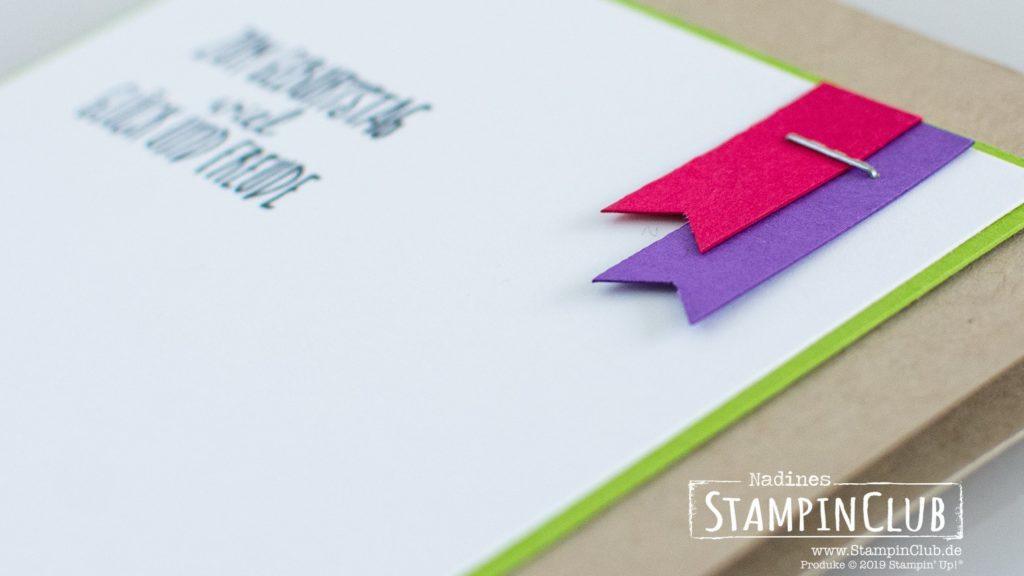 Stampin' Up!, StampinClub, Sale-A-Bration, Sale-A-Bration 2020, Von und allen, The Gang's all Meer