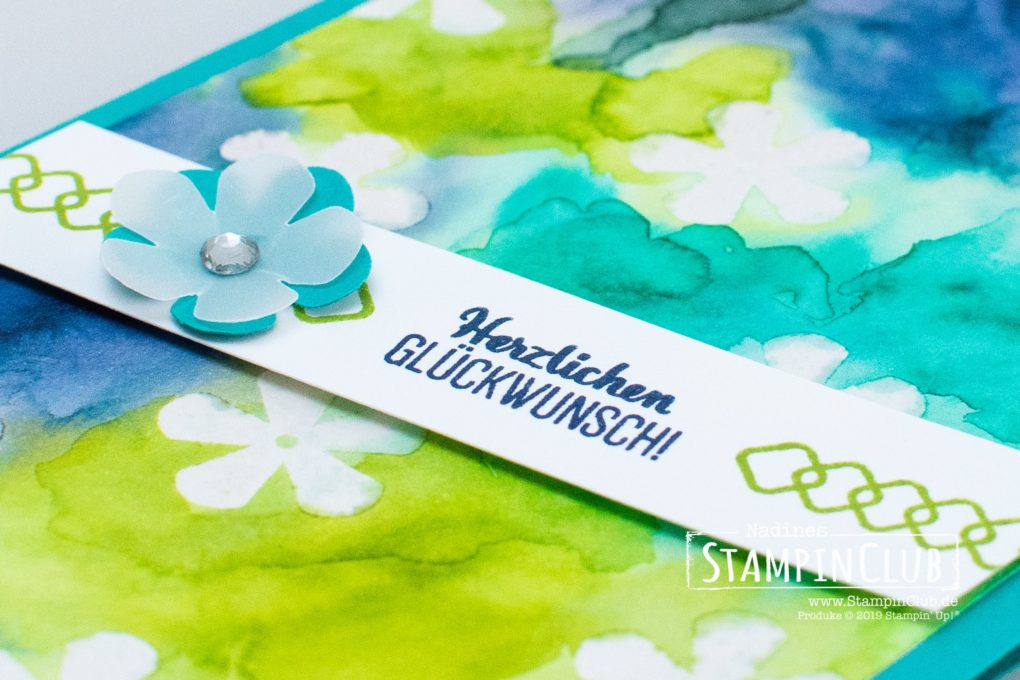 Stampin' Up!, StampinClub, Blumige Überraschung, Thoughtful Blooms