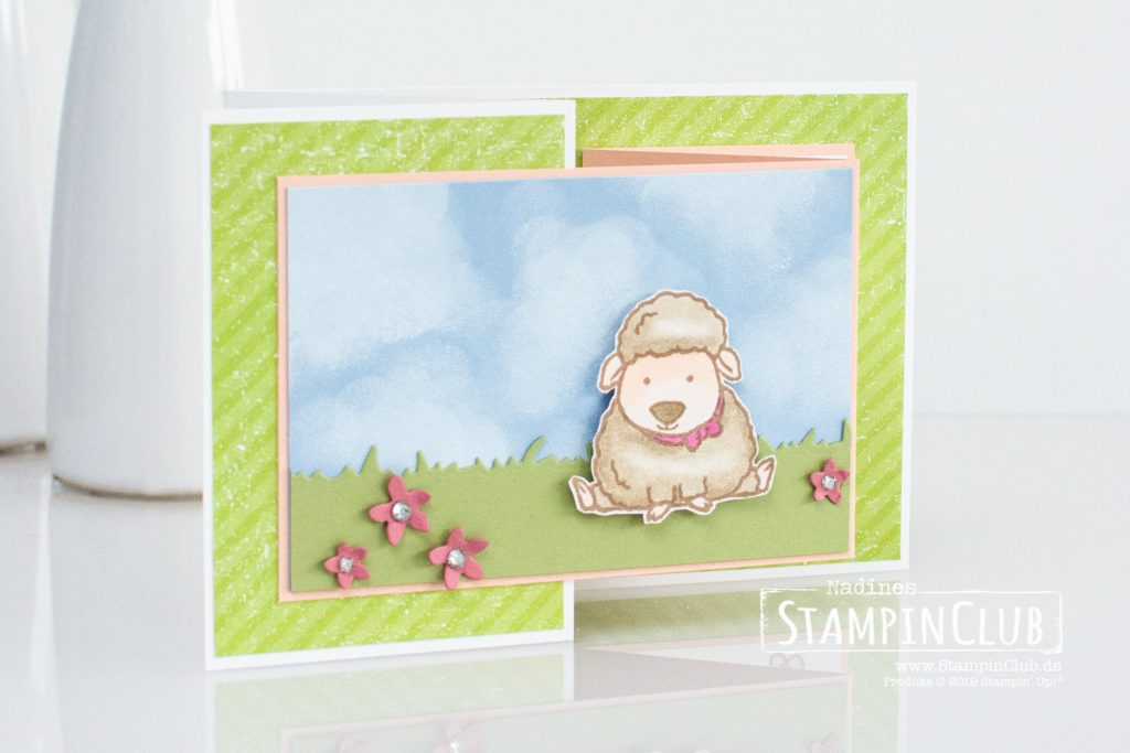Stampin' Up!, StampinClub, Osterschatz, Welcome Easter, Stanzformen Schöner Tag, Special Day Dies