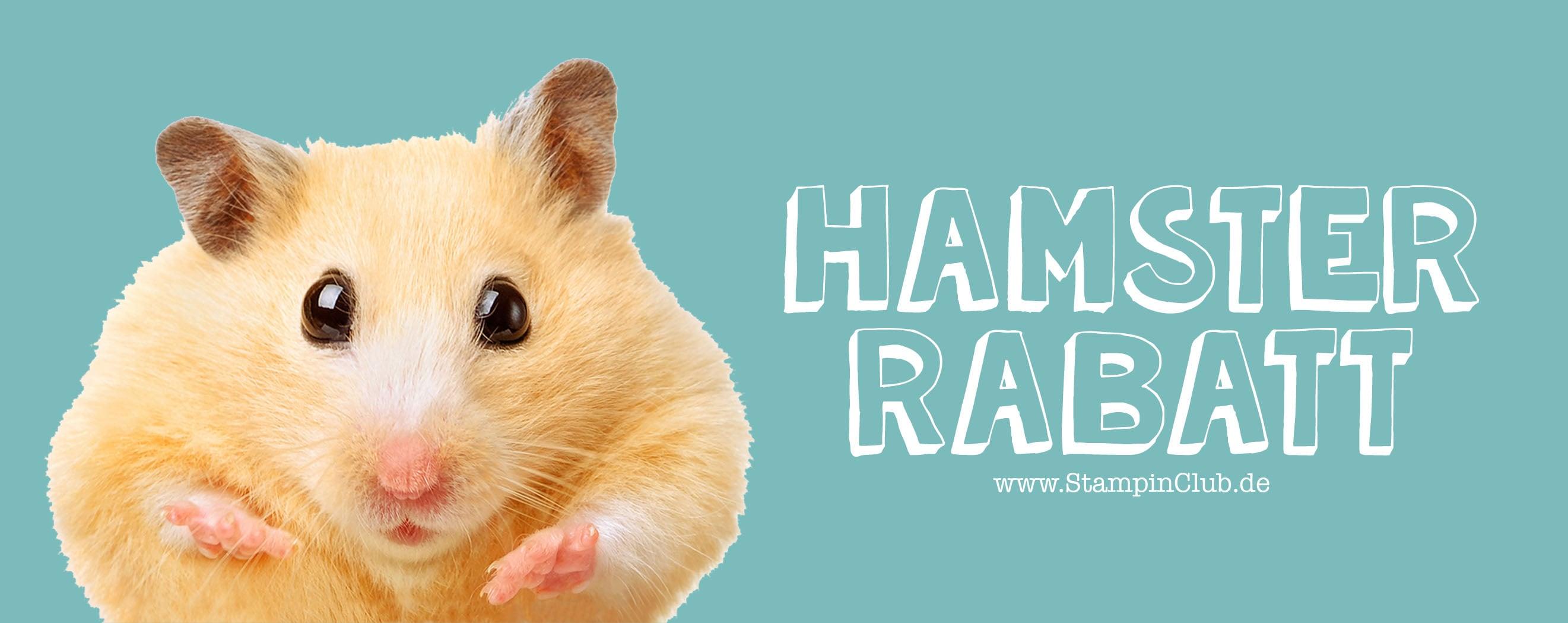 Hamster Rabatt