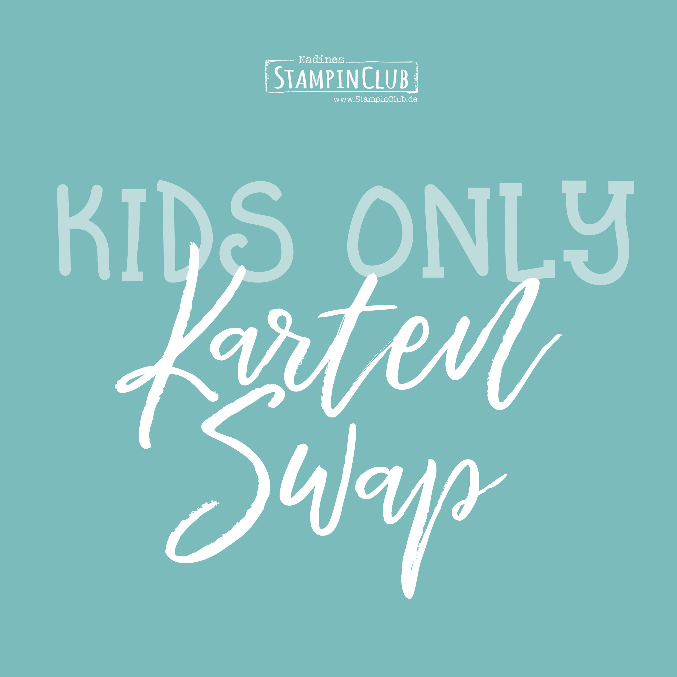 Kids only Kartenswap