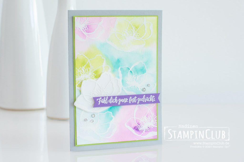 Stampin' Up!, StampinClub, Blütenzauber