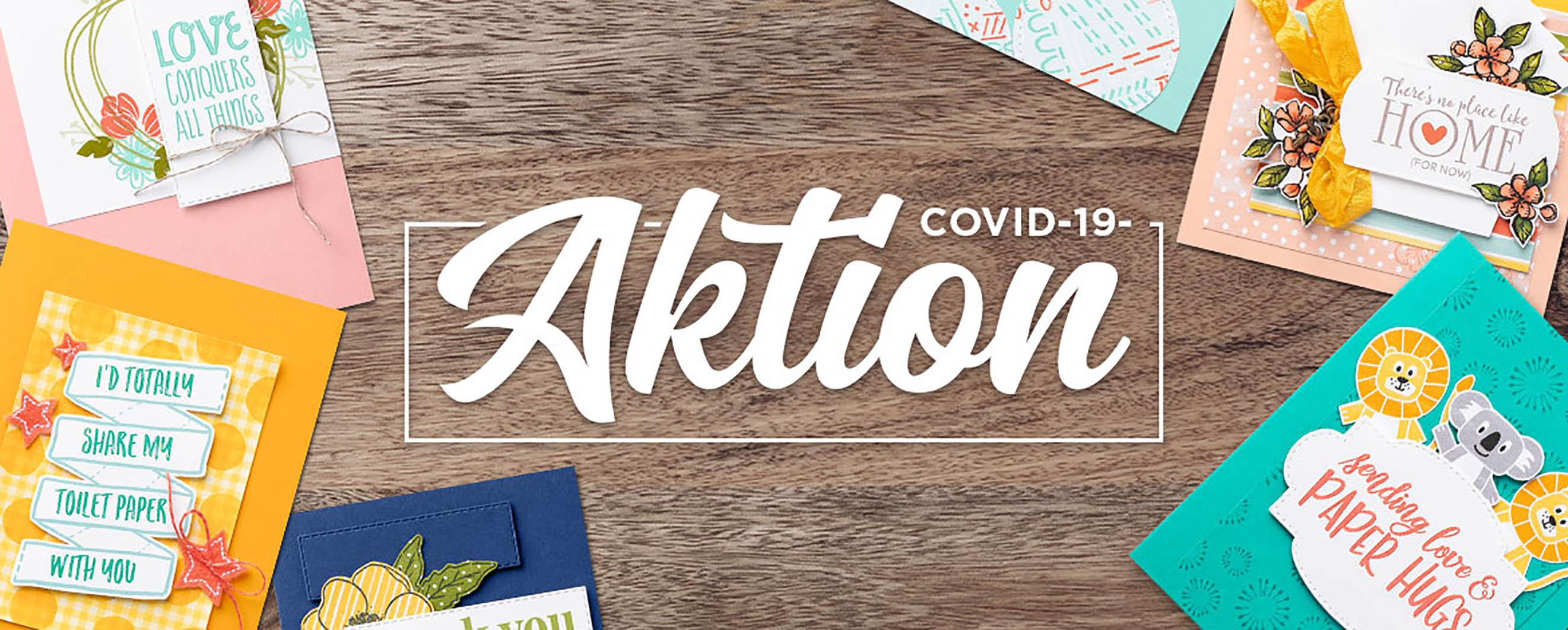 Covid-19-Aktion