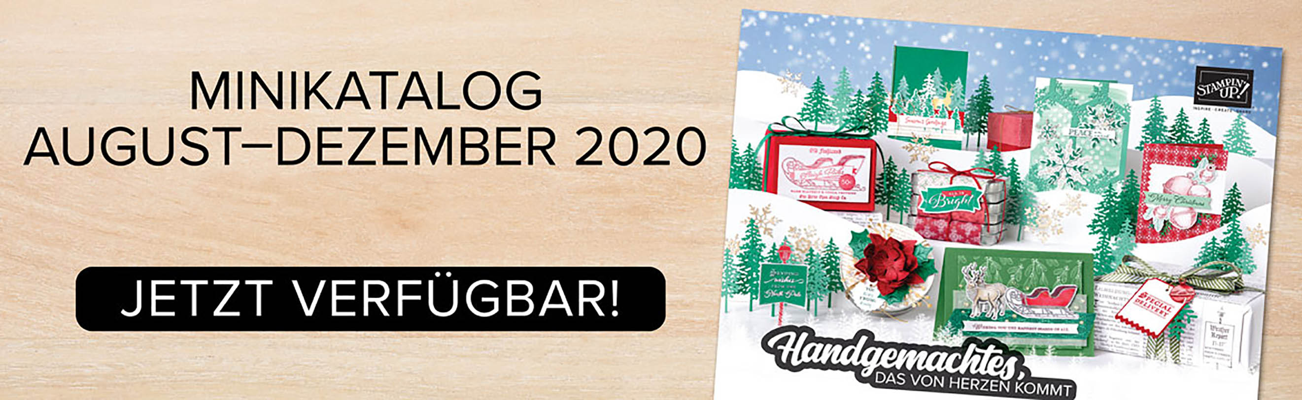 Minikatalog August – Dezember 2020