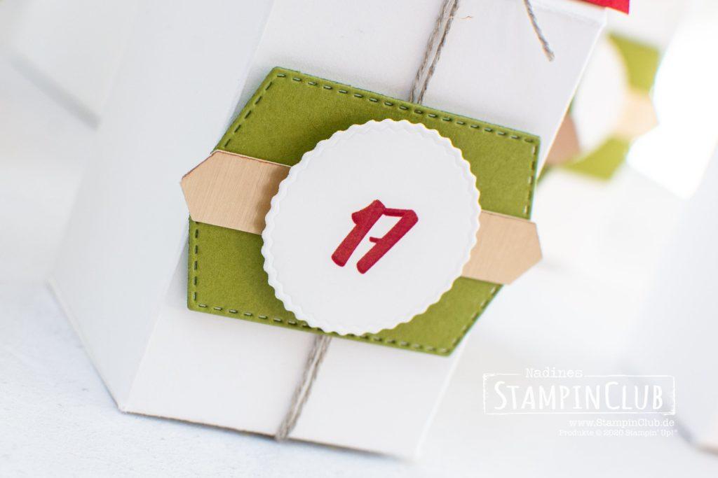 Stampin' Up!, StampinClub, Adventshaus