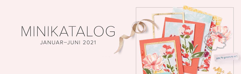 Minikatalog Januar – Juni 2021