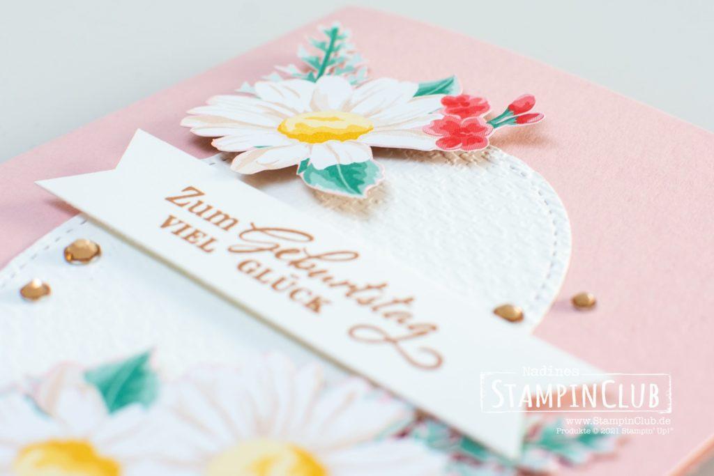 Nur das Beste, Stampin' Up!, StampinClub, Designerpapier Blumen für jede Jahreszeit, Nur das Beste, Best Year