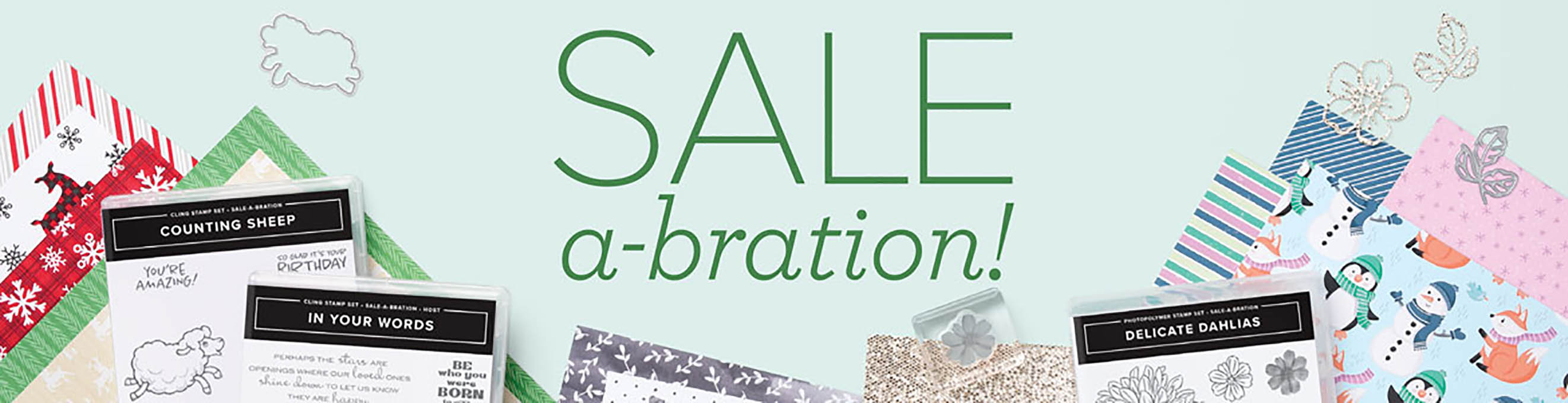 Stampin' Up!® Sale-A-Bration 2021 – Part 2